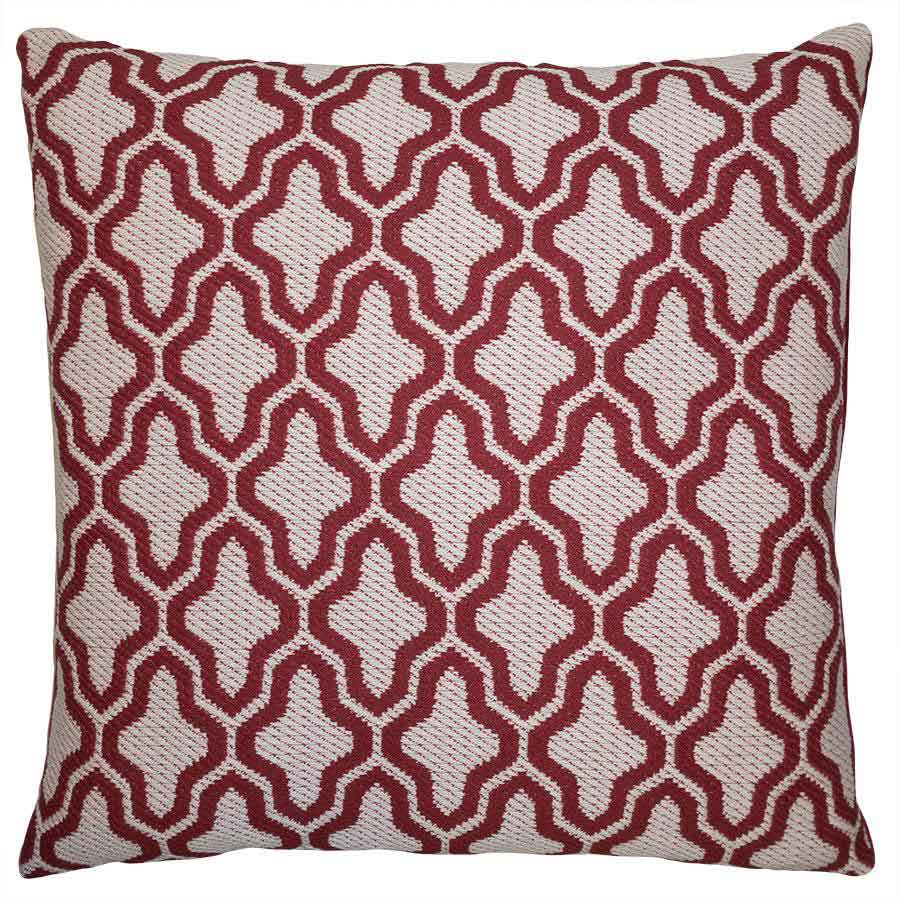 Uptown Diamond Pillow Squarefeathers Designer Collection