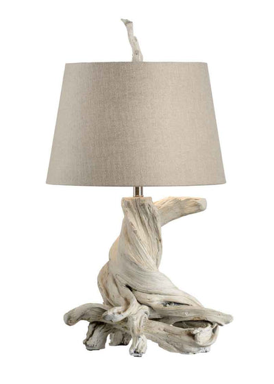 Olmsted Lamp Wildwood Biltmore Collection Whitewash Full Image