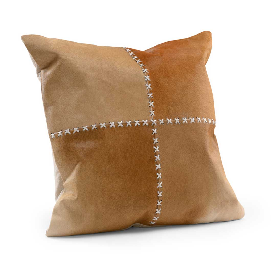 Laredo Pillow - Tan Main Product Image Wildwood