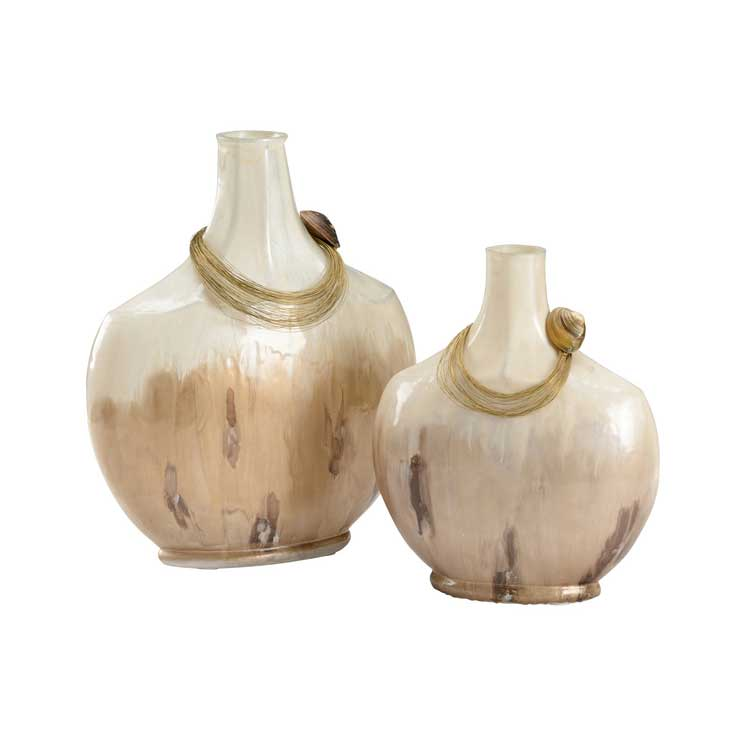 Splendour Vases Set of 2 Wildwood Home