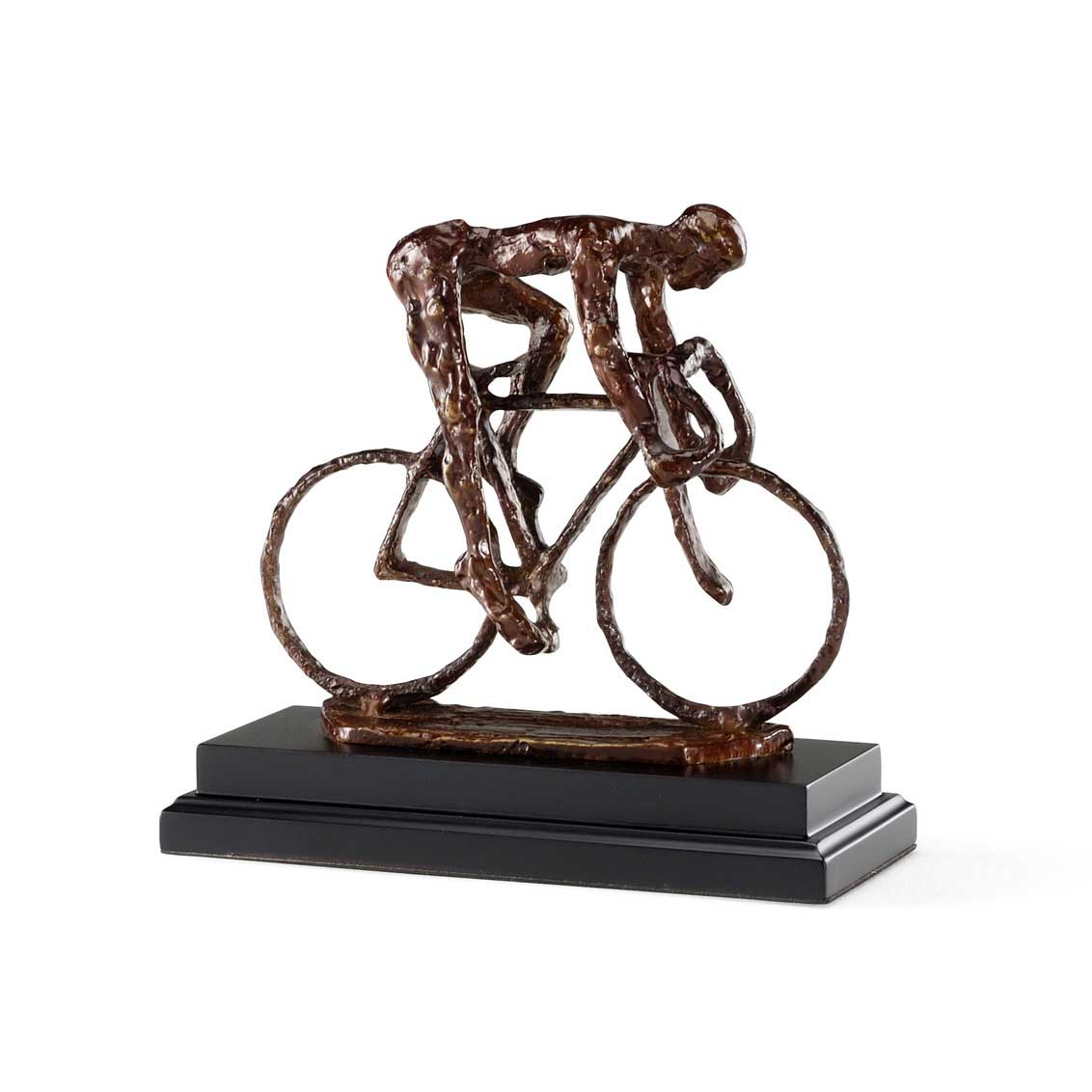 Bike Racer Figurine Sculpture