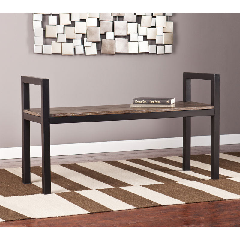 Abachi Bench Holly and Martin Budget Decor Apartment Decor