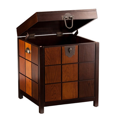 Hendrik Trunk End Table