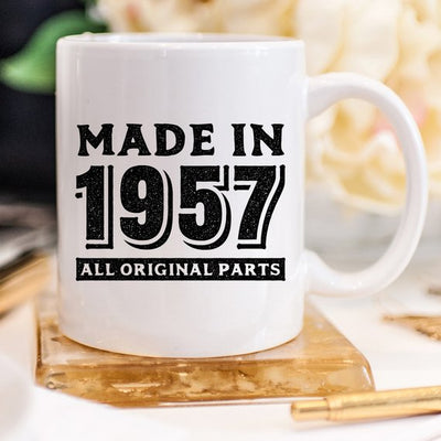 Made In 1957, All Original Parts