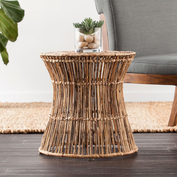 Ocala Hyacinth Accent Table/Stool