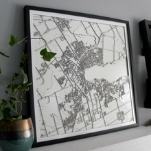Barrie Street Carving Map (Sold Out)