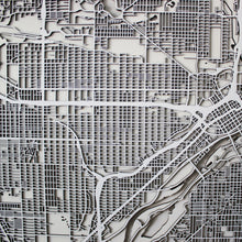 Saint Paul Street Carving Map (Sold Out)