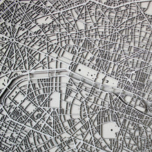 Paris Street Carving Map (Coming Soon)