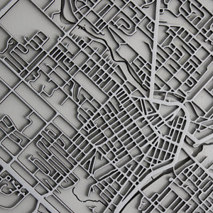 Guelph Carving Map (Sold Out)