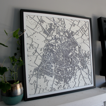 Lexington Street Carving Map (Sold Out)
