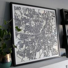Munich Street Carving Map (Sold Out)