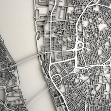 Liverpool Street Carving Map (Coming Soon)
