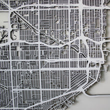 Miami Street Carving Map (Sold Out)