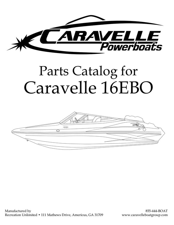 Caravelle Parts Catalogs