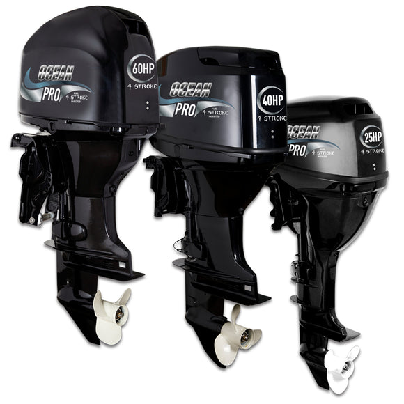 Outboard Motors & Parts