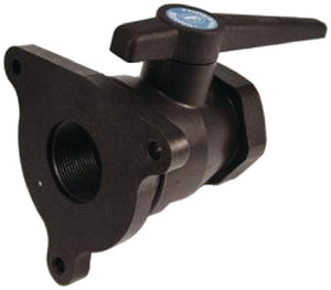 "3/4"" Valve Seacock - Flange Mounting - MF849"