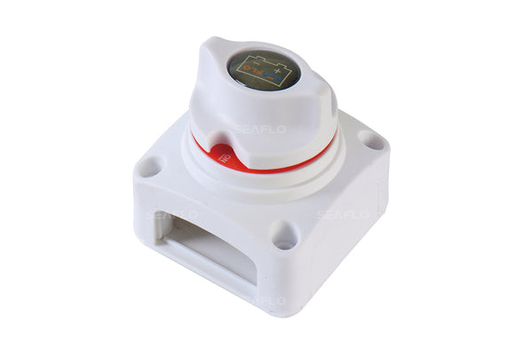 2 Position Battery Switch - Battery Disconnect Switch