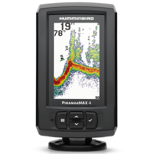 PiranhaMax 4 Fish Finder