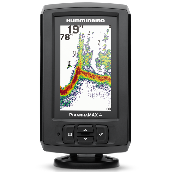 PiranhaMax 4 Fish Finder - Humminbird