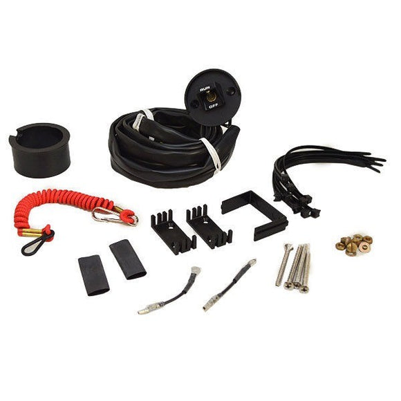 Mercury Marine - Lanyard Boat Stop Kit Assembly - Dual