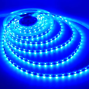 Blue LED Strip Lights