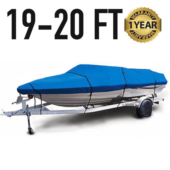 Universal Boat Cover 19-20 FT
