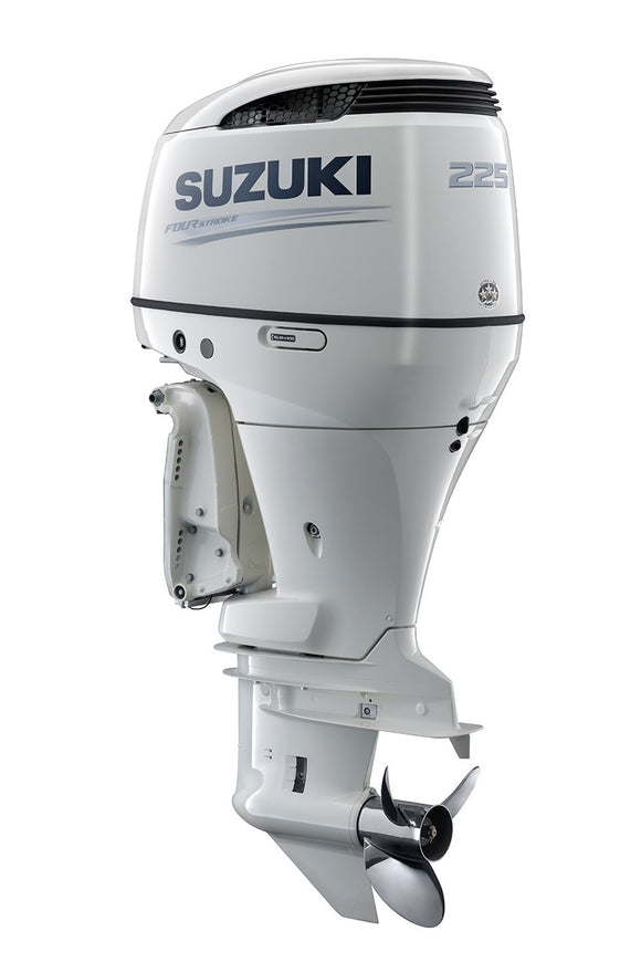 Suzuki Marine 225HP Outboard Engine Counter Rotate