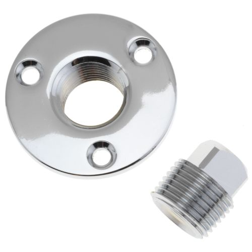 Garboard Drain Plug with Housing Assembly
