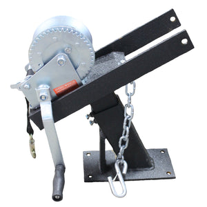 Trailer Winch Assembly - Winch Stand
