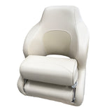 Large Sport Captains Chair & Bolster - Tan
