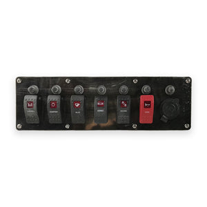 Key Largo Switch Panel Assembly 180, 1800, 236