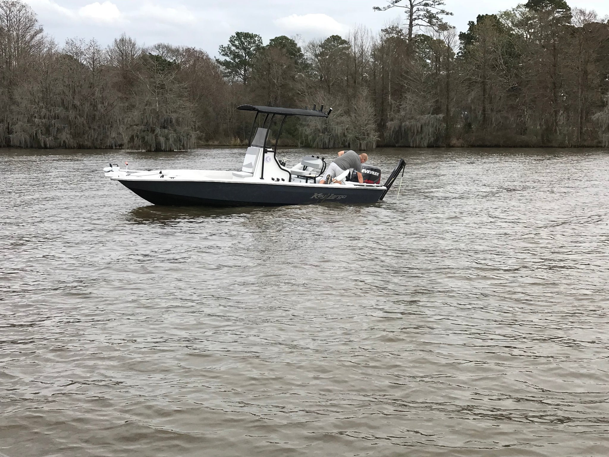 Power-Pole Sportsman II Shallow Water Anchor