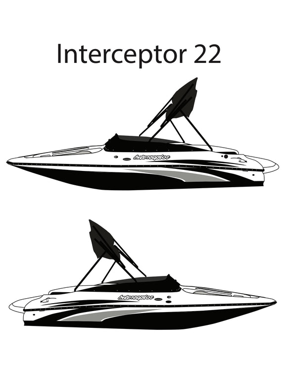 Interceptor 22PBi - Parts Catalog