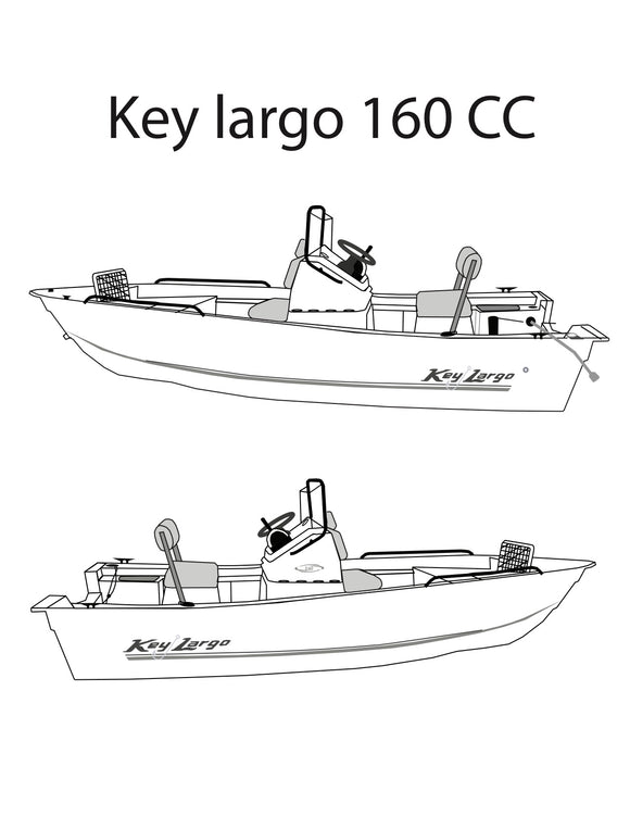 Key Largo 160CC - Parts Catalog
