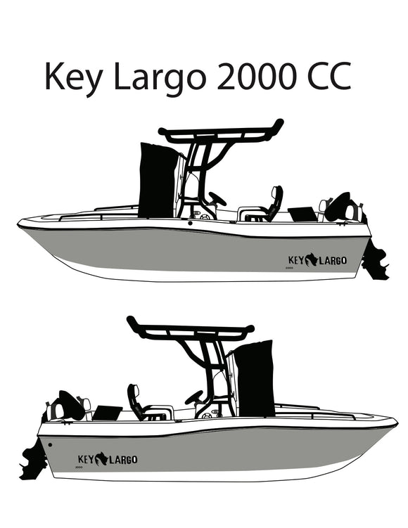 Key Largo 2000 Parts Catalog