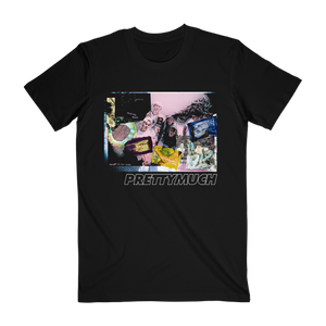 Huji Layered Photo Tee