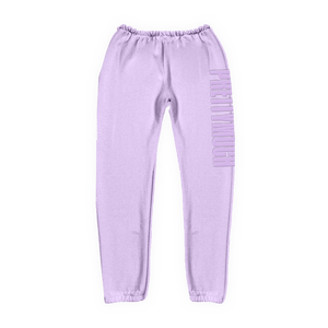 Worldwide Lavender Sweatpants