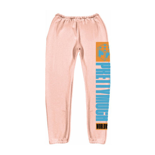 Pretty Much Peach Sweatpants