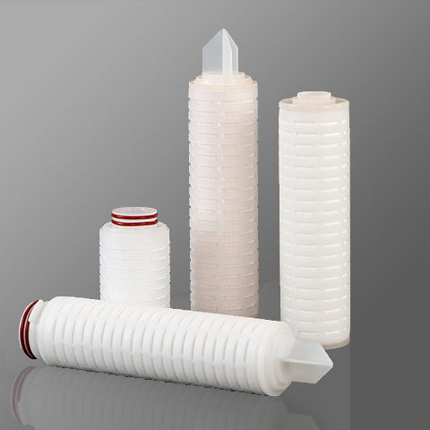 PP Pleated Cartridge Filter| True Filters and Membranes
