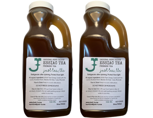 2 quarts (1.8L) Ready to drink liquid Essiac tea
