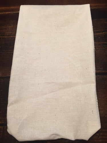 Small cheesecloth bag for brewing the dried essiac tea. Dried Essiac herbs not included.