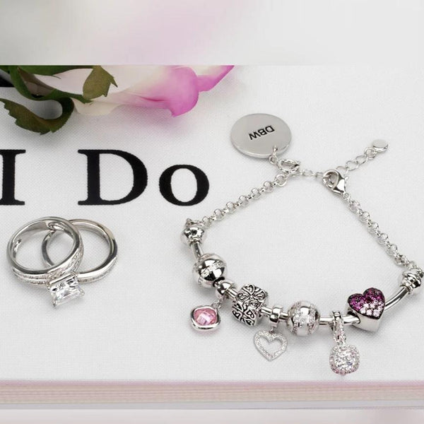 I Do - Built Adjustable Bracelet in Large
