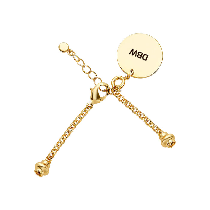 Golden Adjustable Bracelet Chain