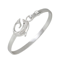 Dolphin Hook Bangle