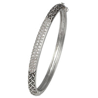 Designer Weave Bangle