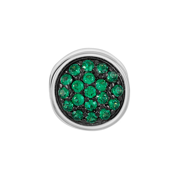 Pop of Color Green Bead