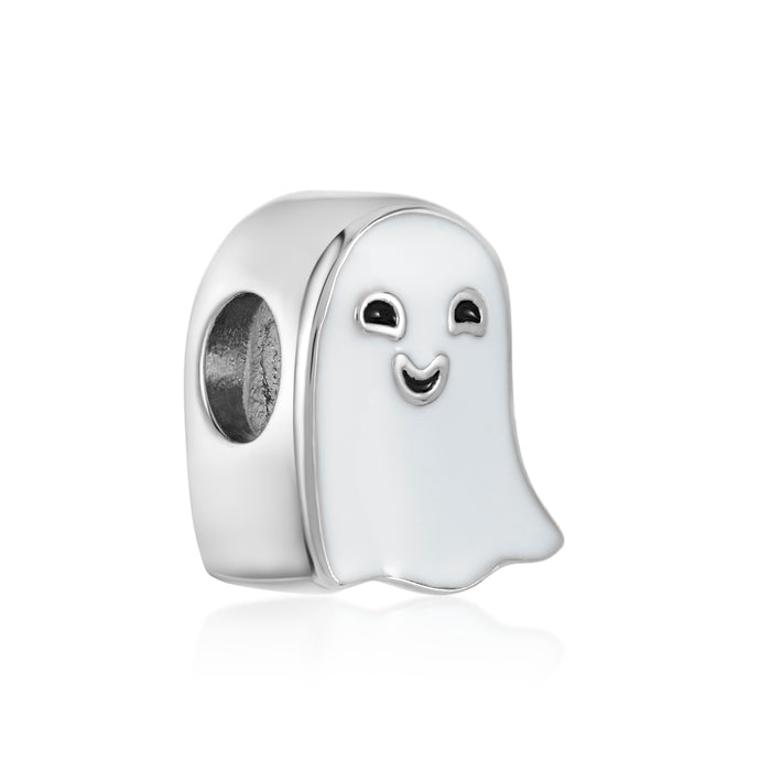 Friendly Ghost Bead