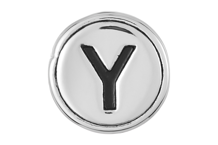 Letter Y Bead
