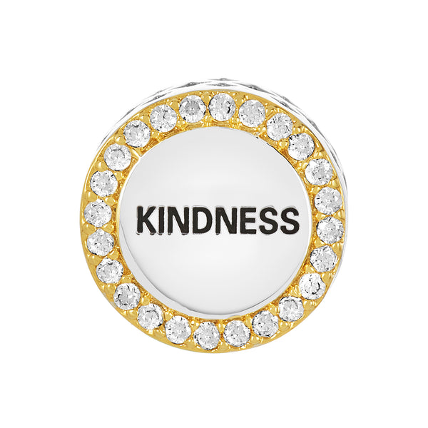 Two-Tone Kindness Bead