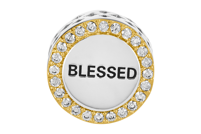 Two-Tone Blessed Bead